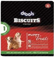 Buy Drools Veg Puppy Treat Biscuit at Petgenie.in